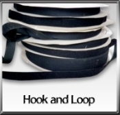 "1"" hook and loop"