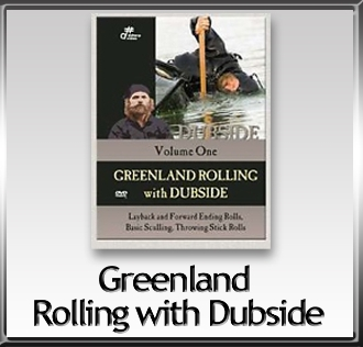 Greenland Rolling with Dubside - DVD