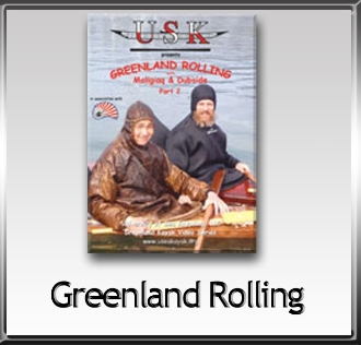 Greenland Rolling with Maliqiaq & Dubside Part 1