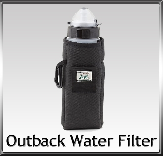 Outback Water Filtration System 22oz