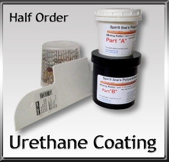 Urethane Coating 1/2 order