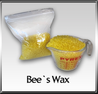 100% Pure Bee's Wax