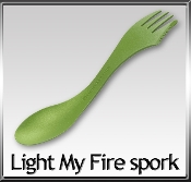Light My Fire Spork