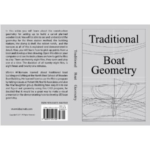 Traditional Boat Geometry DVD